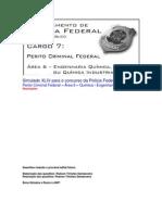 Simulado XLIV - PCF Área 6 - PF - CESPE