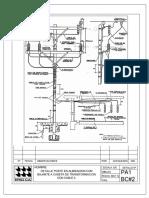 DETALLE POSTE EN ALINEACION CON BAJANTE A CASETA DE TRANSFORMACION CON CABLE 2.pdf