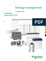 Reactive Energy Catalogue 2010