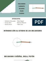 INTRODUCCIÓN A LOS MECANISMOS.