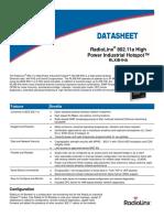 Datasheet Technology