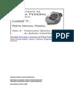 Simulado XLV - PCF Área 6 - PF - CESPE