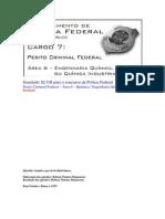 Simulado XLVII - PCF Área 6 - PF - CESPE