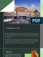 Supermercado Rey PPT Final