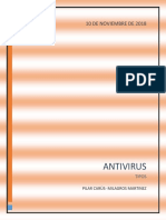 Tipos de Antivirus