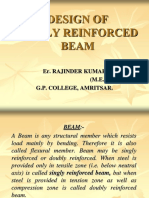 Design of Singly Reinforced..ppt