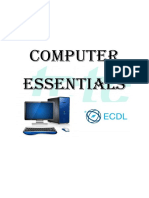 1 Computer Essentials