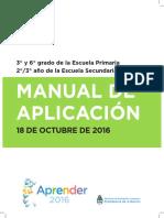 Manual de Aplicacion Primario 2016