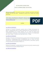 InfoLeyes Bolivia - BDL Al 08-10-2010