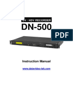Datavideo DN 500