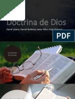 Doctrina de DIOS2