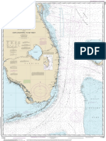 Cape Canaveral Key West Nautical Chart