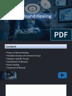 UPH - DJGTMU - Surgical Wound Healing Report