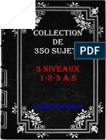French Lycee-collection Sujets