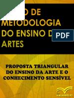 Metodologia do ensino de Artes
