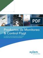 Productos de Monitoreo & Control Flygt El Control Para Impulsar Su Operación... en Manos de Los Expertos en Bombas