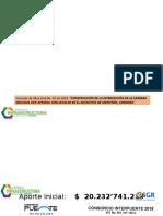 Información Básica del Puente Asilo - Montería