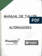 Alternadores - Manual de Taller - InDIEL