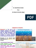 diagenetic ore deposits