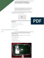 Modem Flashing Guide