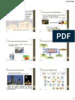 Aula 4 - Processos de Produção Industrial 2018.2