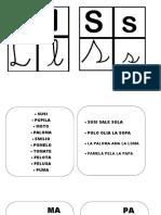Consonantes Maximo