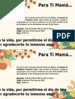 invitacion dia de las madres 2018.pptx