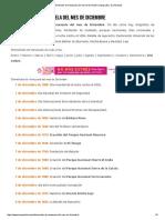 Efemérides de Venezuela Del Mes de Diciembre _ Biografía _ Día Mundial