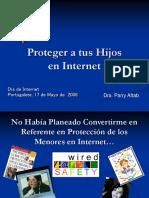 Parry Proteger Menores en Internet (1)