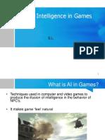 AI in games