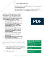 fluency packet 6-8