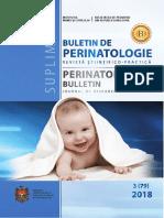 Buletin de Perinatologie Supliment