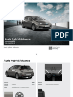Auris hybrid Advance