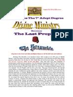 Akhnatons Adept Lesson 707