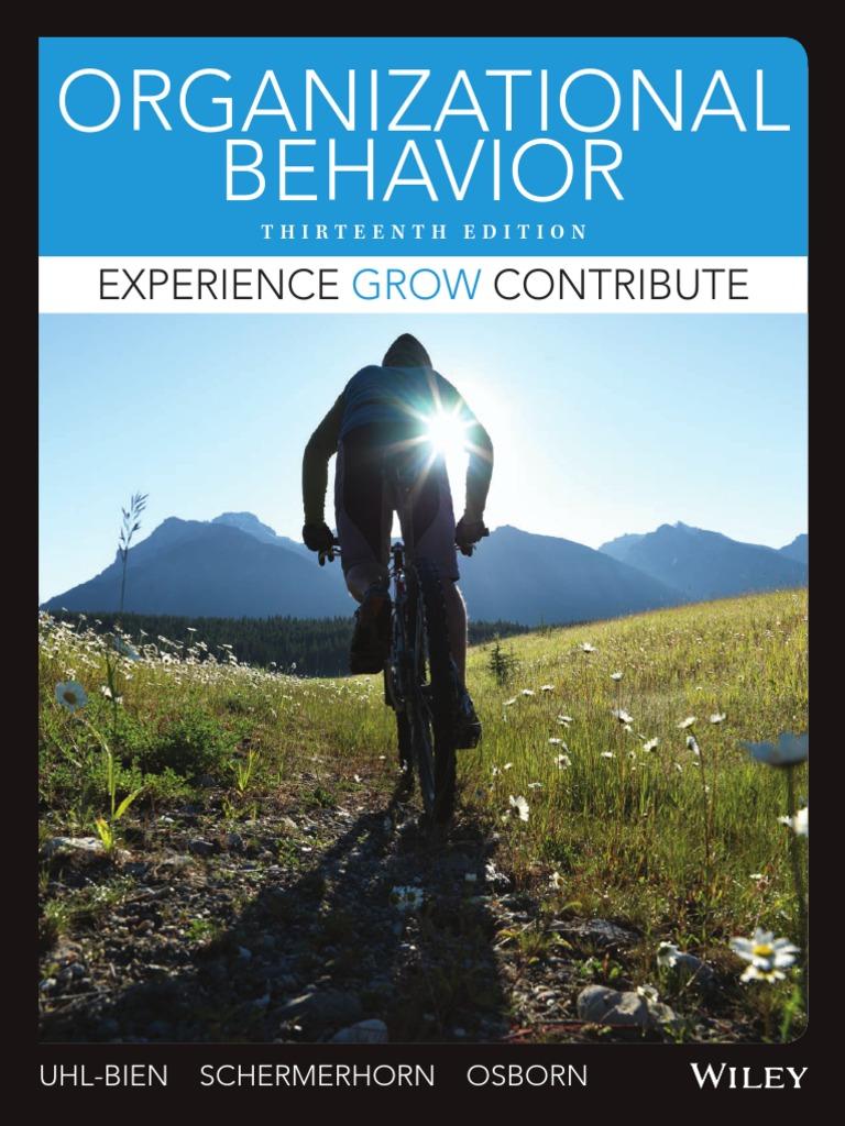 Organizational Behavior 13th Edition Free Download