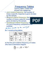 algebra 1 unit 6 describing data notes