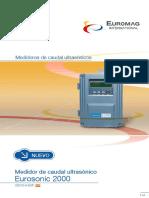Eurosonic 2000 Manual