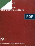 Hall, Stuart - Los Hippies Una Contracultura