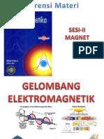 Materi VI Gelombang Elektromagnetik - Revisi 2017