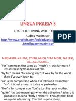 Lingua Inglesa 3 2016 Chapter 6