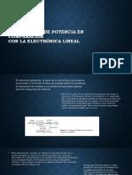 Electrónica de Potencia en Comparación