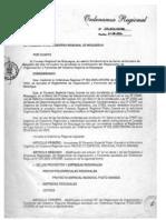 Reglamento de Organización y Funciones 2012