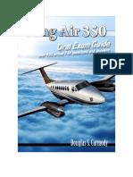 KingAir350 Oral Exam