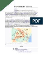 Rezistența Anticomunistă Din România