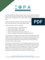 060 - COPA 2019 Statement