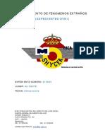 1981-06-25 avistamiento en Alicante