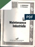La Maintenance Industrielle