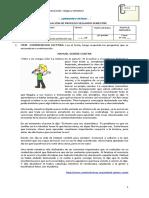 EVALUACION UNIDAD N° 3 GENERO LIRICO EVALUACION DIFERENCIADA