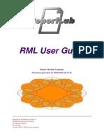 RML Manual de Programación