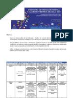 Programa General Encuentro y Asamblea Intermedia CEAAL 2018